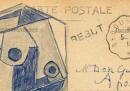 Una cartolina disegnata da Picasso è stata venduta per 166mila euro