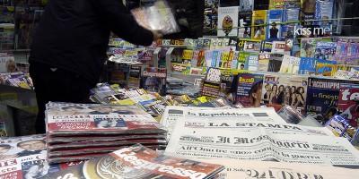 La crisi della pubblicità in Italia
