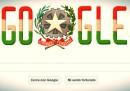Tutti i doodle di Google per la Festa della Repubblica