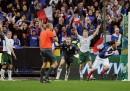 La FIFA risarcì l'Irlanda dopo il famoso fallo di mano di Henry