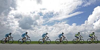 L'Italia attorno al Giro d'Italia