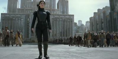 """Il trailer del nuovo – e ultimo – """"Hunger Games"""""""