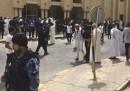 Sono morte almeno 27 persone per un attentato dell'ISIS in una moschea in Kuwait