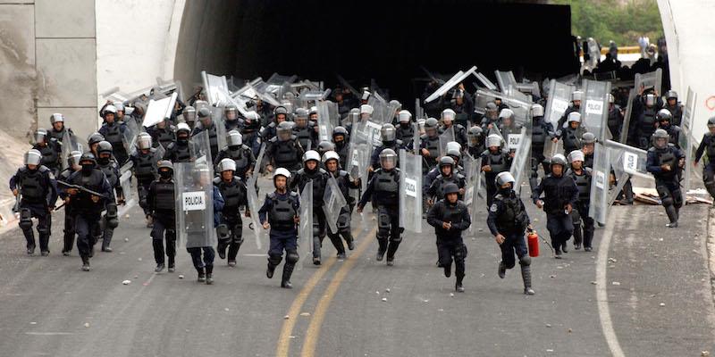 Le violentissime elezioni messicane il post for Membri camera dei deputati