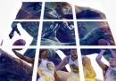 Un gigantesco e bellissimo collage su Instagram
