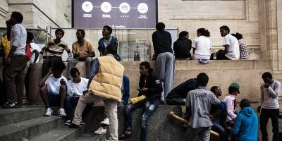 Cosa succede alla stazione di Milano?