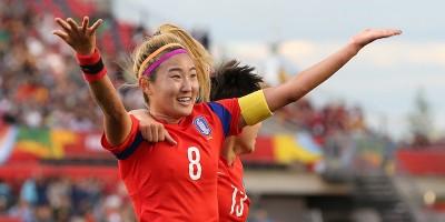 Le foto più belle dei Mondiali femminili