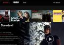 Qualche informazione in più su Netflix in Italia