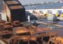 Il video della perlustrazione dentro la Norman Atlantic