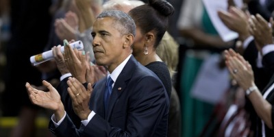 La migliore settimana di Obama presidente