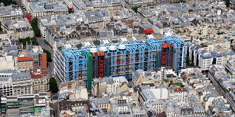 In difesa di sette edifici brutti e famosi il post for Architettura a parigi
