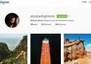 La nuova grafica dei profili Instagram
