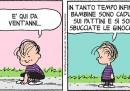 Peanuts 2015 giugno 30
