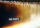 I creativi sottotitoli di BBC per il concerto di Kanye West a Glastonbury
