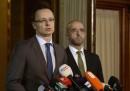 L'Ungheria vuole costruire un muro sul confine con la Serbia