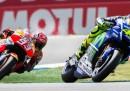 Valentino Rossi ha vinto il Gran Premio d'Olanda