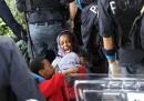 I migranti ancora bloccati in Italia