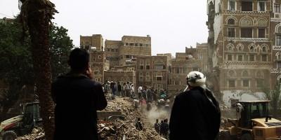 Da dove vengono le bombe usate in Yemen