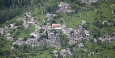 La straordinaria valle dell'Hunza