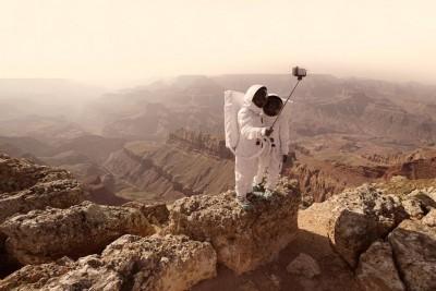 Saluti da Marte