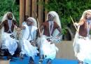 Non si trovano due ballerini del Ruanda, a Milano per Expo