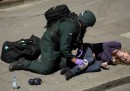 L'esercitazione antiterrorismo a Londra