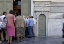 Hanno riaperto le banche in Grecia