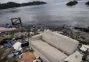 L'acqua di Rio fa schifo