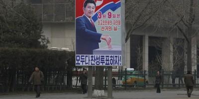 """Ci sono le """"elezioni"""" in Corea del Nord"""