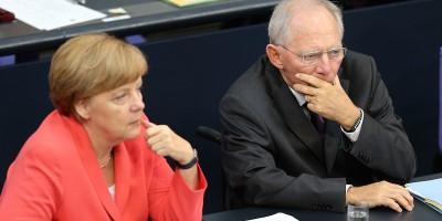 Il rapporto fra Germania e Francia secondo Wolfgang Schäuble