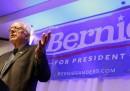Bernie Sanders, che sfida Hillary Clinton da sinistra