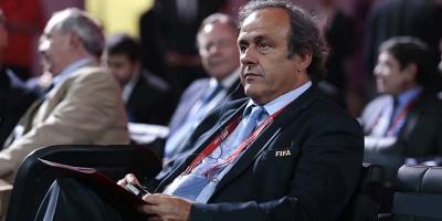 Michel Platini si candida a capo della FIFA