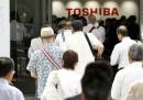 I dirigenti di Toshiba si sono dimessi