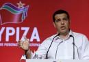 Syriza terrà un congresso straordinario