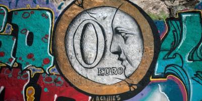La crisi sui muri di Atene