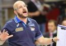 Le dimissioni di Mauro Berruto da allenatore della Nazionale italiana maschile di pallavolo
