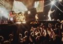 Come si organizza un mega-tour musicale