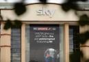 Le accuse della UE a Sky UK e a sei grandi case cinematografiche americane