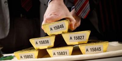 La crisi dell'oro