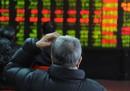 La borsa di Shanghai ha perso dieci volte il PIL della Grecia