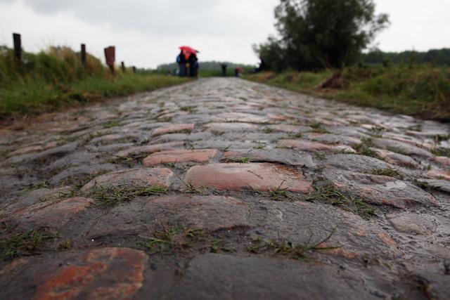 La quarta tappa del Tour de France