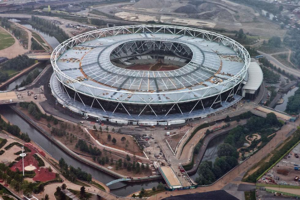Aerial London Views