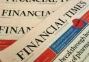 Il Financial Times sarà venduto a Nikkei