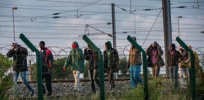 Cosa succede a Calais