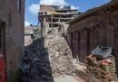 Bhaktapur è ancora messa malissimo
