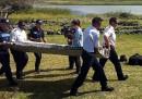 È stato trovato un rottame del volo MH370?