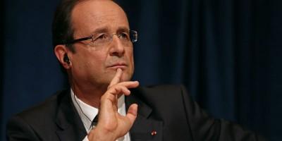 La cosa che Hollande sa fare meglio