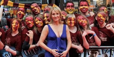 12 cose che (forse) non sapete su J.K. Rowling