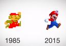 Come sono cambiati i personaggi dei videogiochi