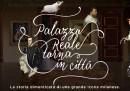 Una mostra virtuale su Palazzo Reale